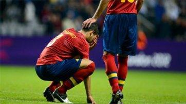 Олимпиада. Чемпионы Европы не смогли помочь Испании