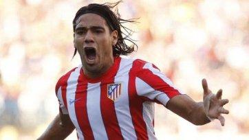 Фалькао: «Начну сезон в «Атлетико»»