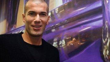 Зинедин Зидан возглавил «Реал»