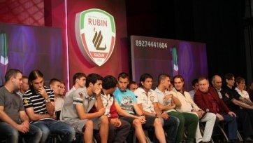 Четыре футболиста «Рубина» получили приглашения в сборные своих стран