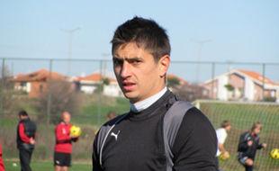 Мартыщук – игрок «Черноморца»