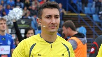 «Металлист» и бухарестское «Динамо» рассудит польский арбитр