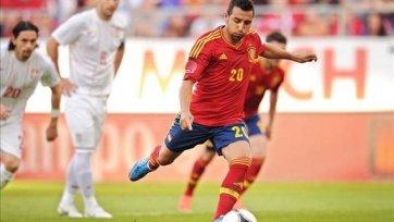 Санти Касорла одной ногой в «Арсенале»