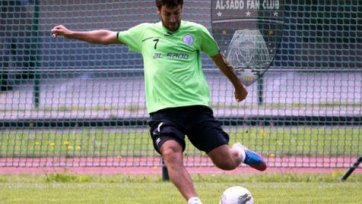 Раул забил первый гола за  «Аль-Садд»