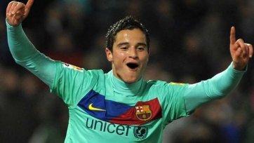 «Барселона» не может определиться с Афеллаем