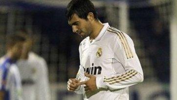 Альбиоль остается в Мадриде