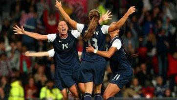 Олимпиада. США и Япония разыграют «золото» лондонской Олимпиады