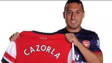 Санти Касорла стал полноправным игроком «Арсенала»