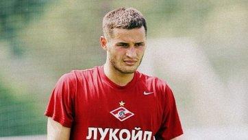 Федор Кудряшов продолжит карьеру в «Терике»