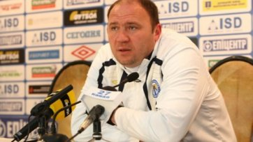 Пятенко: «Наш соперник очень организован, особенно в обороне»