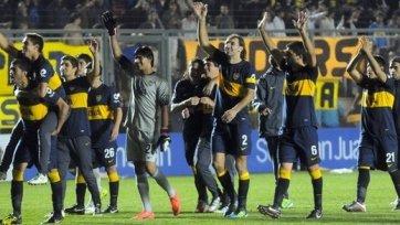 «Бока Хуниорс» второй раз в истории выиграл Кубок Аргентины