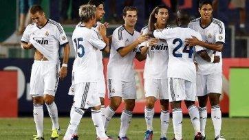 «Милан» позорно проиграл «Реалу»