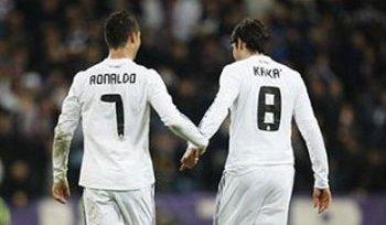 Криштиано Роналду: «Кака лучший футболист в мире»