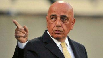 Вице-президент «Милана» раскритиковал Аллегри