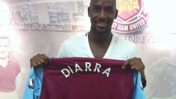 Алу Диарра стал игроком «Вест Хэма»