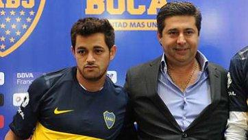 «Бока» подписала контракт сразу с двумя игроками