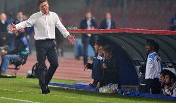 «Наполи» очень бурно отреагировал на поражение в Суперкубке Италии