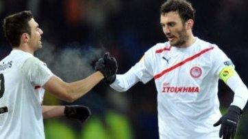 Торосидис близок к подписанию контракта с «Ромой»