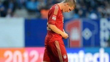 Шванштайгер, возможно, сыграет за Суперкубок Германии