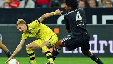«Бавария» завоевала Суперкубок Германии