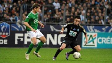 Удачный старт «Олимпика» в чемпионате Франции