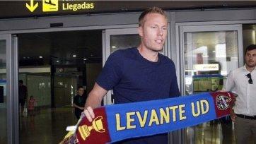 «Леванте» подписал бывшего защитника «Герты»