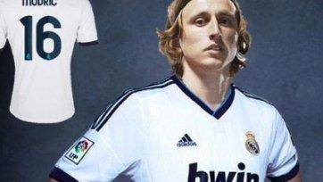 Лука Модрич одной ногой в «Реале»
