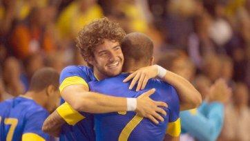 Сборная Бразилии Швеции оказалась не по зубам