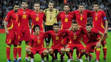 Черногория обыграла Латвию
