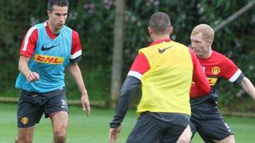 Робин ван Перси: «Для меня честь быть частью «Манчестер Юнайтед»»