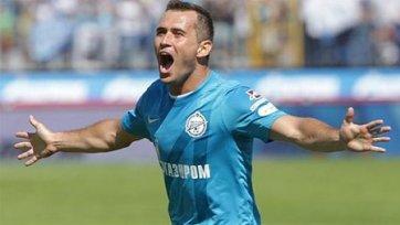 Кержаков будет играть в «Зените» до 2016 года
