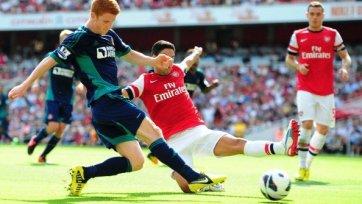 «Сандерленд» не позволил «Арсеналу» стартовать с победы