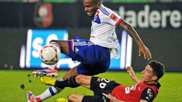 «Лион» разгромил «Труа» во втором туре чемпионата Франции