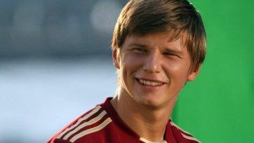 Андрей Аршавин прибыл в «Зенит»