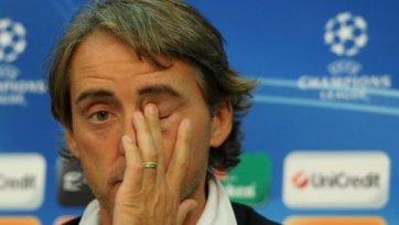 Манчини: «Вряд ли Джонсон останется в команде»