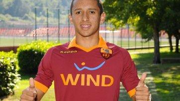 «Рома» подписала защитника молодежной сборной Бразилии