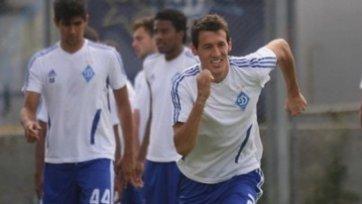 В «Динамо» идет подготовка к матчу против «Черноморца»