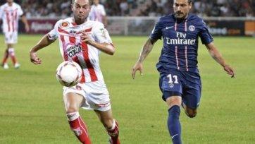 Эсекьель Лавесси дисквалифицирован Федерацией футбола Франции