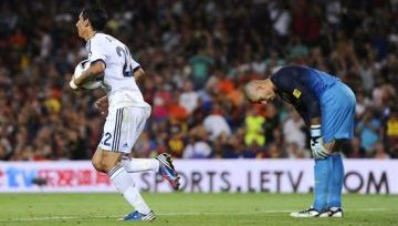 Ди Мария: «Реал по – прежнему в игре»