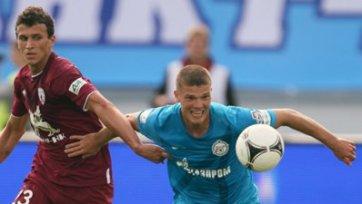 «Зенит» потерпел  первое поражение в сезоне.