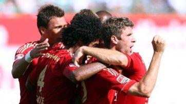 «Бавария» стартовала с победы в новом сезоне
