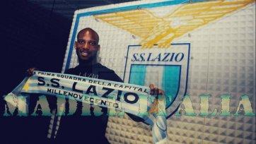 «Лацио» подписал бывшего защитника «Бордо»