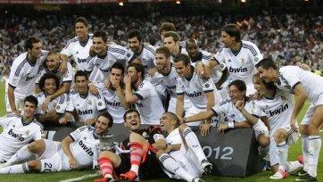 Феерическое начало «Реала», принесло им Суперкубок Испании