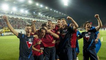 Венгерский «Видеотон» пробился в основной этап Лиги Европы