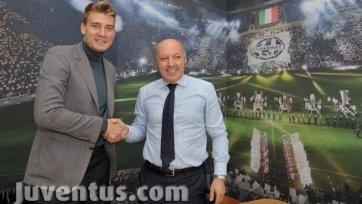 Никлас Бендтнер официально перебрался в Италию