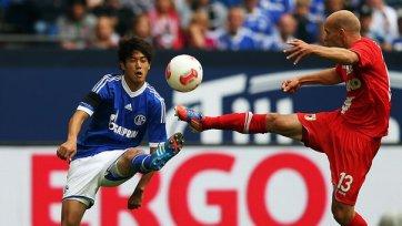 «Шальке» уверенно обыграл «Аугсбург»