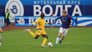 «Волга» на своем поле сыграла вничью с «Ростовом»