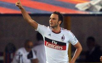 Новичок «Милана» подарил команде первую победу