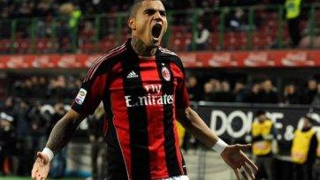 «Милан» потерял Боатенга на две недели