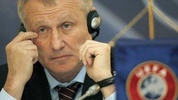 Григорий Суркис хочет встать у руля УЕФА